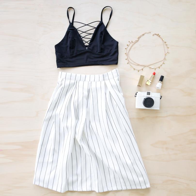 Pleasantville Skirt