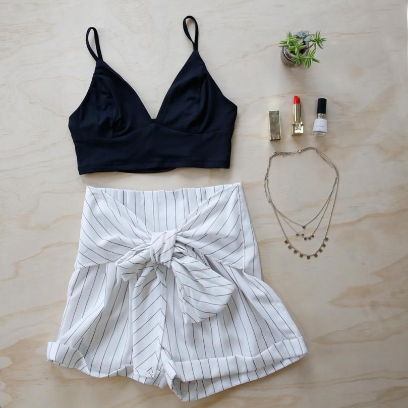 Zenia Shorts
